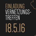 Vernetzungstreffen am 18.05.2016 in Vöcklabruck