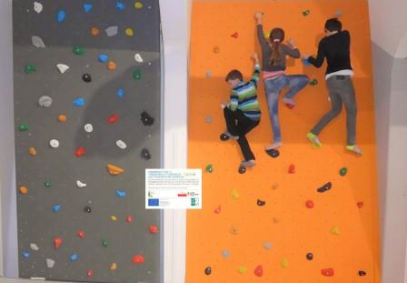 Kletterhalle_Kinder- und Therapiekletterbereich (2)