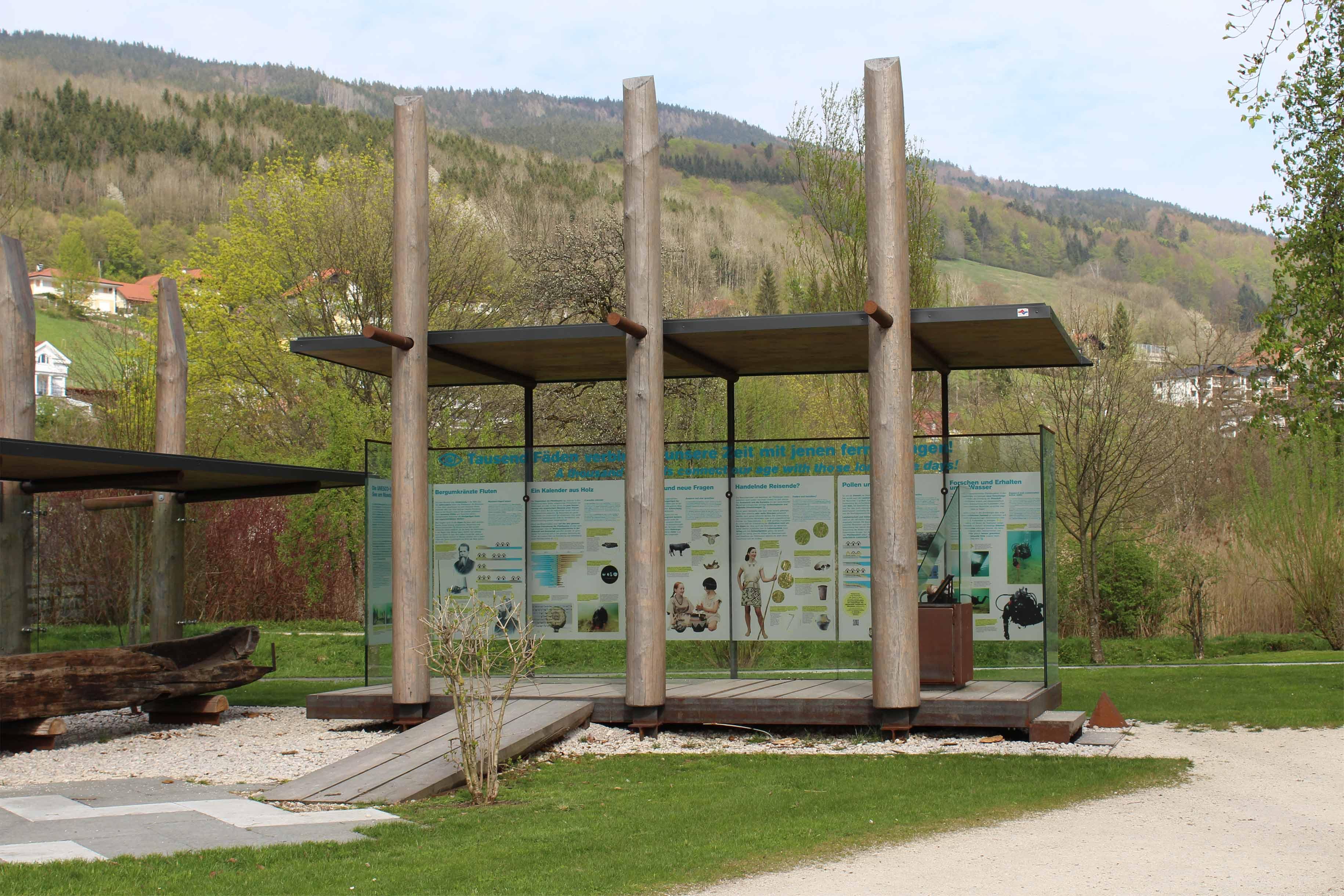 Pfahlbau_Pavillon