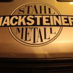 LEADER Region organisierte Betriebsbesichtigung zur Firma Metall – Hacksteiner – Stahl GmbH in Faistenau