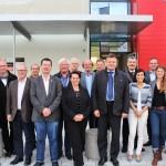 Verkehrslandesrat Steinkellner zu Besuch in der LEADER-Region FUMO