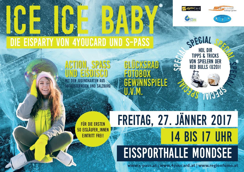 A5 Inserat Ice Ice Baby