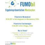 Präsentation des «FUMObil-Masterplans» – Termin gleich vormerken!