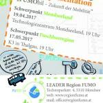 FUMOBIL Präsentation – Schwerpunkt Fuschlseeregion am 17.05.2017
