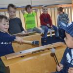 """Workshop im Rahmen des Projektes """"Alles singt und klingt"""""""