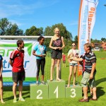 Sommerbiathlon macht Kinder und Jugendliche für den Winter fit