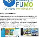 "Newsletter-Spezial ""Sommer in der LEADER-Region"""