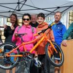 Über 10 Stationen beim Fahrradfest im Mondseeland