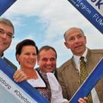 Region FUMO als Gastgeber für LEADER Regionen aus Oberösterreich und Salzburg