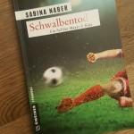 Krimilesung mit Sabina Naber im K.U.L.T. Hof