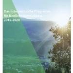 """Informationsbroschüre über das """"Österreichische Programm für ländliche Entwicklung 2014-2020"""""""