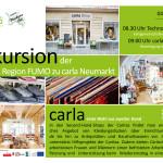 Terminankündigung: Exkursion zum Caritas Ladens in Neumarkt