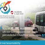 Automatisierte Mobilität – BürgerInnen-Dialog