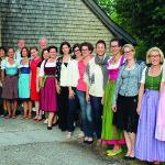 """Würdiger Abschluss des Vorzeigeprojektes """"Frauen bewegen"""" in der Hundsmarktmühle in Thalgau"""