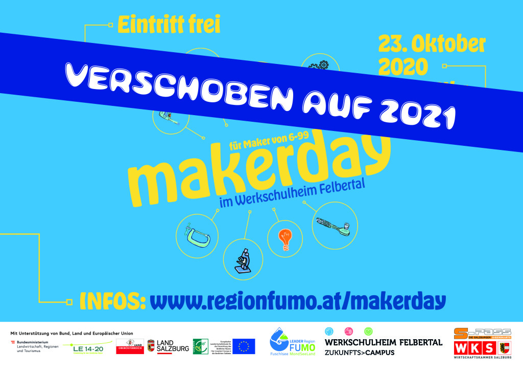 Makerday_Absage