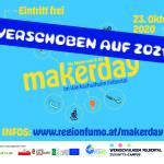 Makerday 2020 – verschoben!