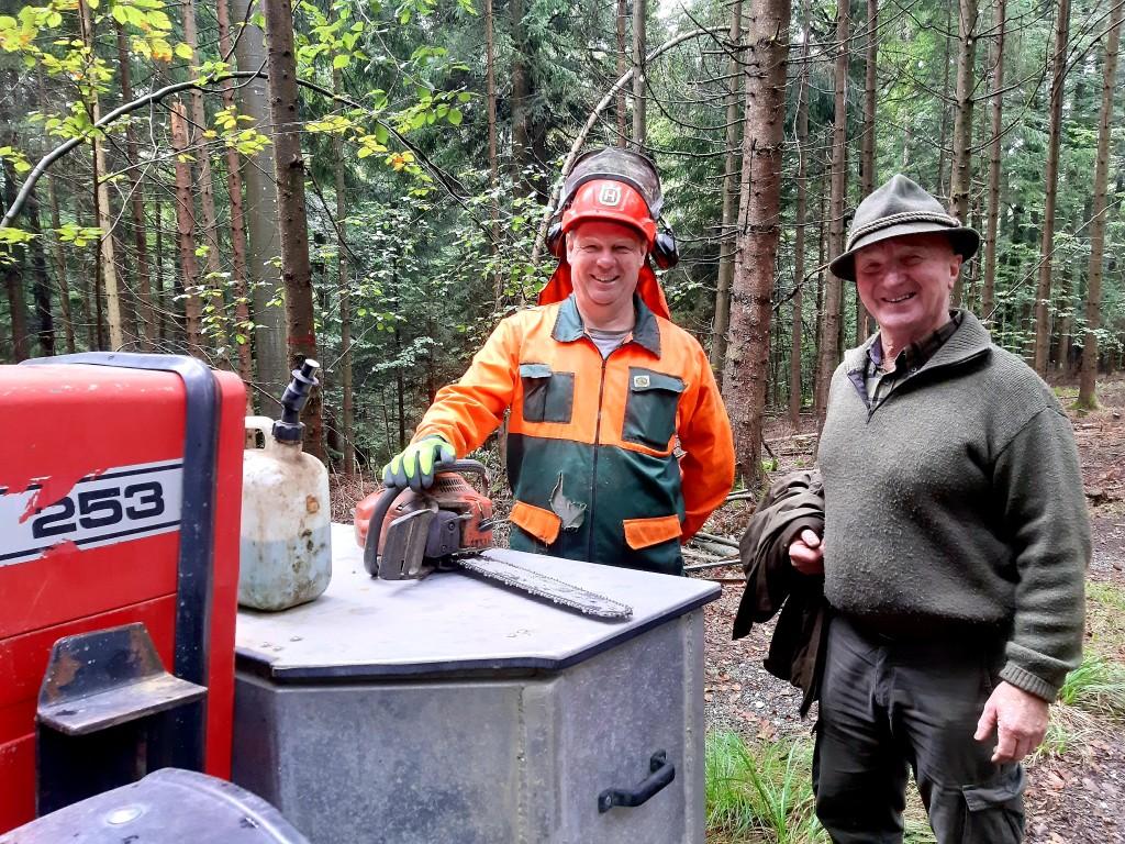 Waldpflegetraining_Waldbesitzer_Projektträger