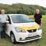 «e-Daxi» – das 1. Carsharing in der FUMO
